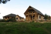 Dwa domy całoroczne. 150m<sup>2</sup>; 200m<sup>2</sup>