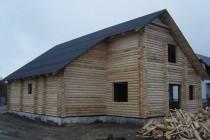 Dziemiany - Dom całoroczny 200 m<sup>2</sup>
